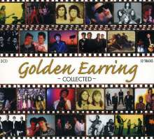 Golden Earring (The Golden Earrings): Collected, 3 CDs