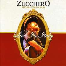 Zucchero: Live In Italy (CD + DVD), 2 CDs