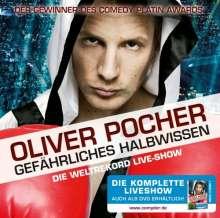 Oliver Pocher: Gefährliches Halbwissen, 2 CDs