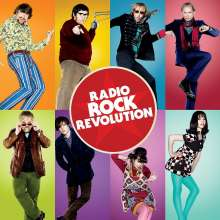 Filmmusik: Radio Rock Revolution (The Boat That Rocked), 2 CDs
