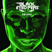 The Black Eyed Peas: The E.N.D. - The Energy Never Dies (180g), 2 LPs