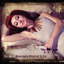 Tori Amos: Abnormally Attracted To Sin: Ltd. Deluxe Edition (CD + DVD), 1 CD und 1 DVD