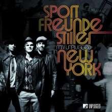 Sportfreunde Stiller: MTV Unplugged In New York, CD