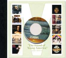"""The Complete Motown Singles Volumes 12A: 1972 (5 CD + 7"""") (Limited Edition), 5 CDs"""