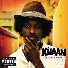 K'naan: Troubadour, CD