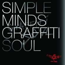 Simple Minds: Graffiti Soul, CD