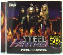 Steel Panther: Feel The Steel, CD