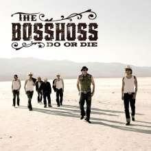 BossHoss: Do Or Die, CD