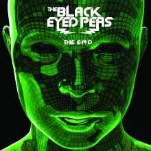 The Black Eyed Peas: The E.N.D. (The Energy Never Dies), CD
