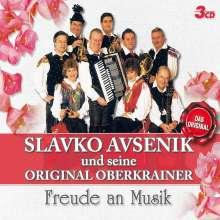 Slavko Avsenik: Freude an Musik, 3 CDs