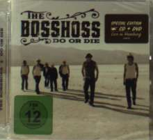 BossHoss: Do Or Die (Special Edition CD + DVD), 2 CDs