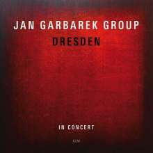 Jan Garbarek (geb. 1947): Dresden: In Concert 2007, 2 CDs