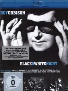 Roy Orbison: Black & White Night, Blu-ray Disc