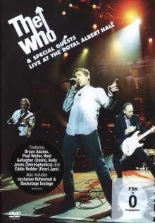 The Who: Live At The Royal Albert Hall, DVD
