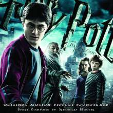 Filmmusik: Harry Potter & der Halbblutprinz, CD