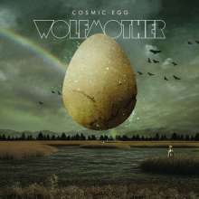 Wolfmother: Cosmic Egg, CD