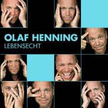 Olaf Henning: Lebensecht, CD