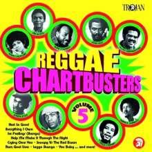 Reggae Chartbusters Vol.5, CD