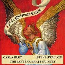 Carla Bley (geb. 1938): Carla's Christmas Carol, CD
