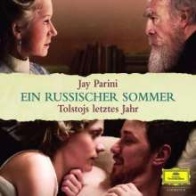 Jay Parini: Ein russischer Sommer, 5 Audio-CDs, 5 CDs