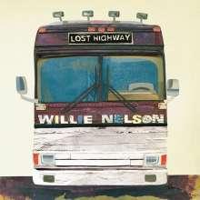 Willie Nelson: Lost Highway, CD