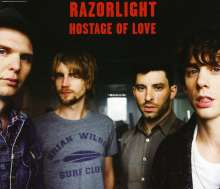 Razorlight: Hostage Of Love, Maxi-CD