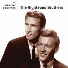 The Righteous Brothers: The Definitive Collection, CD