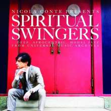 Nicola Conte Presents Spiritual Swingers, CD