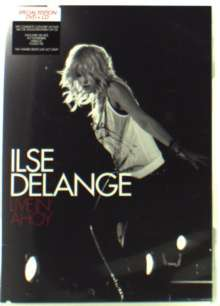 Ilse DeLange: Live In Ahoy (DVD + CD), 2 DVDs