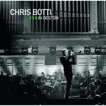 Chris Botti (geb. 1962): Live In Boston 2008 (CD + DVD), 1 CD und 1 DVD