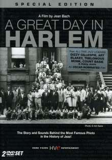A Great Day In Harlem, 2 DVDs