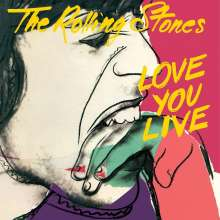 The Rolling Stones: Love You Live (2009 Remastered), 2 CDs