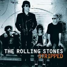 The Rolling Stones: Stripped, CD