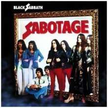 Black Sabbath: Sabotage (Digipack), CD