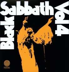 Black Sabbath: Vol. 4, LP
