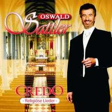 Oswald Sattler: Credo - Religiöse Lieder, CD