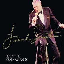 Frank Sinatra (1915-1998): Live At The Meadowlands, CD