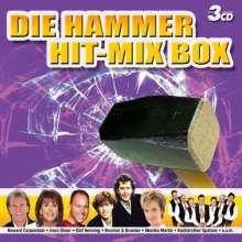 Die Hammer Hit-Mix Box, 3 CDs