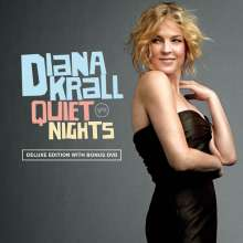 Diana Krall (geb. 1964): Quiet Nights - Limited Deluxe Edition (CD + DVD), CD