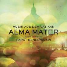 Music From The Vatican: Alma Mater Featuring The Voice, CD