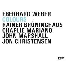Eberhard Weber (geb. 1940): Colours, 3 CDs