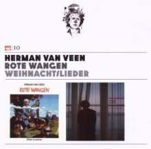 Herman Van Veen: Rote Wangen / Weihnachtslieder (Volume 10), 2 CDs