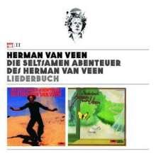 Herman Van Veen: Die seltsamen Abenteuer des Herman Van Veen / Liederbuch (Volume 11), 2 CDs