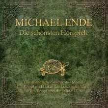 Michael Ende - Die schönsten Hörspiele, 11 CDs