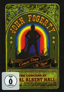 John Fogerty: Coming Down The Road: The Concert At Royal Albert Hall 2008, DVD