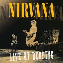 Nirvana: Live At Reading 1992, CD