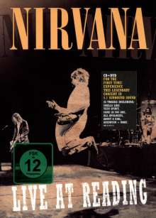 Nirvana: Live At Reading 1992 (Limited Deluxe Edition DVD + CD), DVD