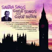 Frank Sinatra (1915-1998): Sinatra Sings Great Songs From Great Britain, CD
