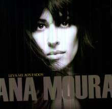 Ana Moura: Leva-Me Aos Fados, CD