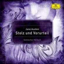 Stolz und Vorurteil, 1 Audio-CD, CD